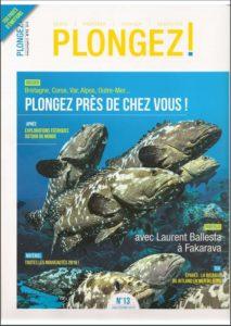 couverture n° 13 Plongez