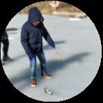 Pêche sur glace - Sensations Vanoise