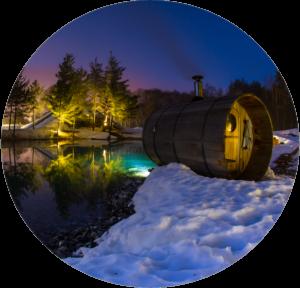 spa-exterieur-val-cenis-sauna-pivatise