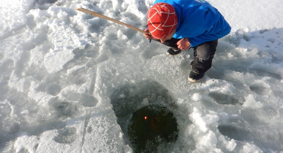 Prenez-vous pour un inuit à val cenis avec la pêche sur glace